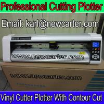 Desktop Cutting Plotter T24LX Vinyl Cutter Adhesive Label Cutter Contour Cutting Plotter Manufactures