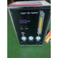 Quality 220V 50hz Limited Oxygen Index Tester Burning Materials Performance Test for sale