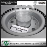 Corrosion Resistant Zinc Flake Coating Geomet Mechanical Zinc Plating For Brake Disc Manufactures