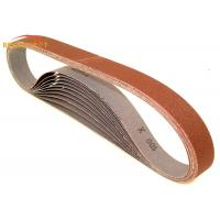 Polishing Plywood Metal Sanding Belts 16 - 1000 Grit With Lap / Butt Joint Manufactures