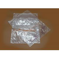 6 * 9 Inch Flat PE Plastic Bags Sealed Reused For Shipping Network Hubs Manufactures