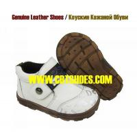 Genuine Leather Children's Boots Manufactures