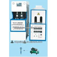 Three Layer Co Extrusion Blow Molding Machine , Pet Bottle Preform Making Machine Manufactures