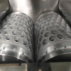 Vegan Gel Softgel Encapsulation Machine On Hydroxypropyl Starch Material Oil Paste Filling Manufactures