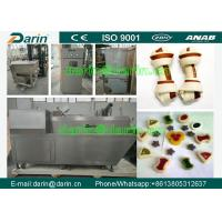 Pet Chewing Gum Machine / dog Chewing Snack Pet Food Production Line