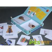 Embossing Art Paper Childrens Board Books With Hard Cover Manufactures