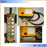 Wireless Digital Industrial Remote Control Transmisor For Crane Manufactures