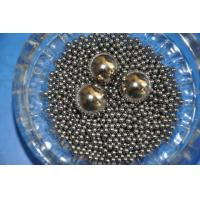 ISO14001 TS16949 Stainless Steel Balls AISI 316 With ISO9001 Certificate Manufactures