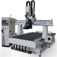1325 4 Axis CNC Router Engraver Machine Manufactures
