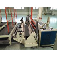 Automatic Pvc Carpet Tiles , Hot - Air Circulation Oven Tile Production Line Manufactures