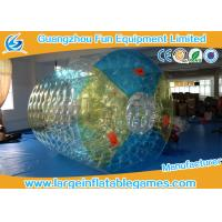 Adults / Childs Inflatable Water Roller  2.7 * 2.4 * 1.8m Human Zorb Ball Manufactures