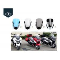 China ABS Motorcycle Windshields For Yamaha Nmax125 Nmax155 Windscreen Deflector on sale