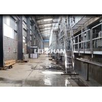 Grey / Blue Waste Paper Board Making Machine High Strength CE / ISO9001 Listed Manufactures