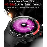 China Android 7.1 RAM 1GB ROM 16GB WiFi GPS Fitness Tracker Heart rate Bluetooth smartwatch men Best Outdoor Watches on sale