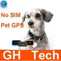 Dog / cat pet trace gps recorder tracker GPAWS Pet Tracker receiver Historial playback No SIM GPS recorder Manufactures