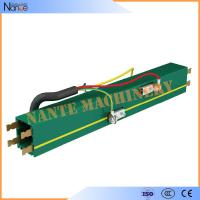 Electrification System Conductor Rails Bus Bar 140A to 210A Manufactures