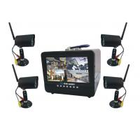 4CH wireless H.264 compression Combo Digital Video Recorder, 7CH LCD Stand Alone DVR Manufactures