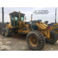 China Stable Performance Used Motor Graders , Used Cat Grader Operate Easily on sale