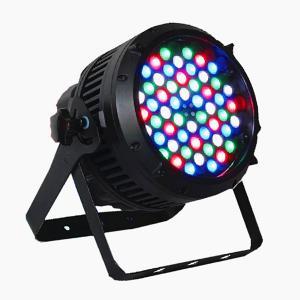 cheap price 54*3w rgbwa led par can fountain waterproof par light sensor Manufactures