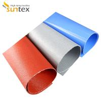 Good Chemical Resistance Silicone Coated Fiberglass Fabric For Insulation Facings Manufactures