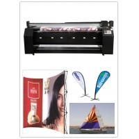 China Advertising Digital  Sublimation Flag Printing Machine To Make Beach Flags on sale