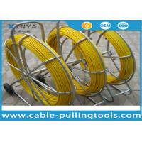 Underground Cable Tools High Strong FRP Duct Rodder Electric Cable Duct Rod Manufactures