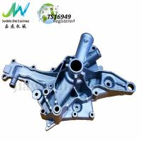 China Flexible Volume High Pressure Die Casting Components Aluminum Alloy Material Made on sale