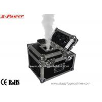 Professional Low Hazer Fog Machine 500 Watt With Flight Case For Various Indoor Places, Pub  X-013 Manufactures