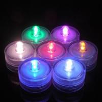 China Easy Operated Led Electric Tea Light Candles For Night Celebrations Decoration on sale