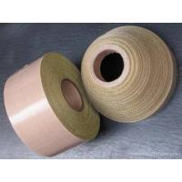 China Teflon adhesive cloth tapes in release liner on sale
