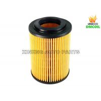 Fine Temperature Resistance Auto Oil Filters High Dust Holding Capacity Manufactures