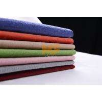 China Textured Modern 100 Polyester Fabric , Burnout Velvet Print Fabric For Upholstery wholesale