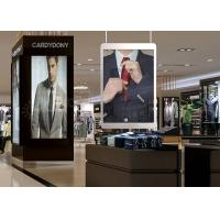 Wifi APP Control Transparent LED Video Wall P5 For Commercial Advertising Manufactures
