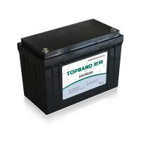 24V 50Ah Recharge Ups Battery With High Energy Density For Back Up Power Manufactures