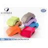 Buy cheap Velvet cover Memory Foam Pillows Customized LOGO for Office Nap , ROHS TUV certificate from wholesalers
