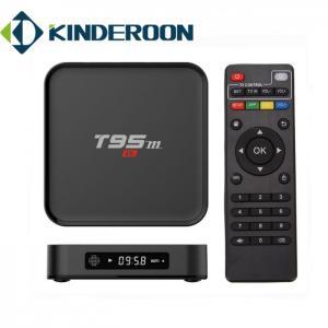 T95M OTT Dual Core Smart Mini PC TV BoxAndroid 6.0 S905X Bluetooth 4.0 Manufactures