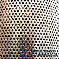 3.5mm Round Perforated Metal, 5.0mm Pitch, 0.4-1.5mm Thickness, 60° Staggered Manufactures