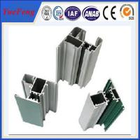 Hot! selling aluminium profiles for windows factory/ building aluminium section profile Manufactures