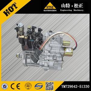 Injector 6156-11-3300 KOMATSU PARTS SHANTUI PARTS CAT PARTS   WATER PUMP MAIN PUMP,HYDRAULIC PUMP Manufactures