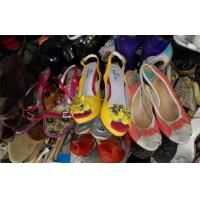 Export To Africa Sack Used Women's Shoes , Second Hand Men Woman Children Shoes Manufactures