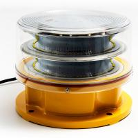 China Led Aircraft Light Beacon Lamp L-865 aircraft Warning Light/bulb/lamp For Telecom Tower/chimney/building on sale