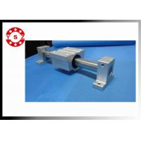 Double Row Plastic Linear Motion Ball Bearing Guide For Electronic Manufactures