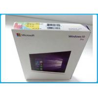 China Microsoft Windows 10 License Key Pro OEM CD 64 Bit Server Operating System on sale