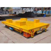 steel plant motorized transfer car for paper making industry on rails Manufactures