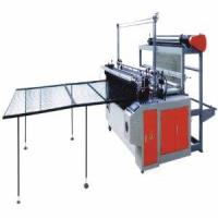 Computer Control Widen Plastic Film Bag Making Machine (WQ-DF1500-1800J) Manufactures