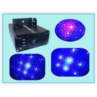 Mini Blue & Red Disco Laser Stage Light , DJ Laser Lights High Power for Outdoor Lighting Manufactures