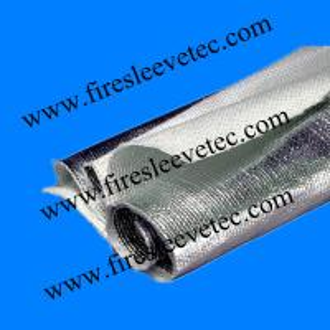 China Aluminized Fiberglass Welding Blanket on sale