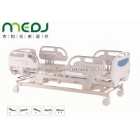China Electric ICU Hospital Bed Healthcare MJSD04-04 ABS Guardrail With 5 Functions on sale
