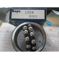 KOYO 1034 Double Row Self Aligning Ball Bearing Brass Cage Bearings Manufactures