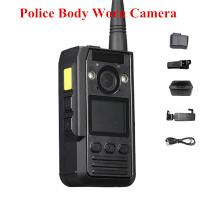 2 Meters Shock-proof IP65 Police Camera 2 Way Intercom Ambarella A7 2'' Police Body Camera Manufactures